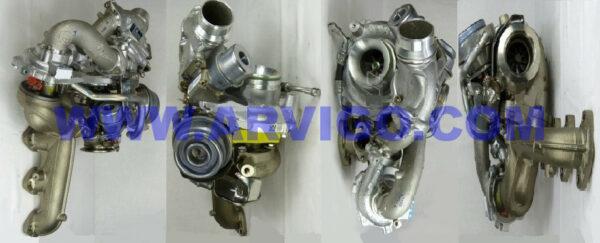 TURBO BMW 123D E81 / E82 / E87 / E88 1