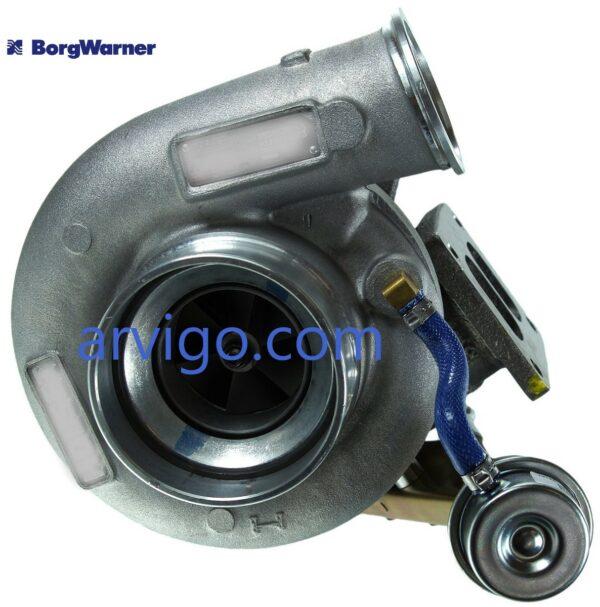 turbo scania DSC9