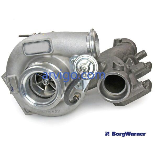 turbo daf mx340