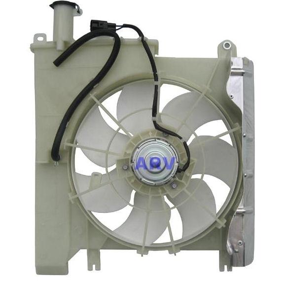 ELECTROVENTILADOR CITROEN C1 / PEUGEOT 107 C/ACC 1