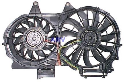 ELECTROVENTILADOR AUDI A4 / A6 QUATTRO 1
