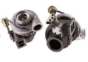 TURBO VOLVO MOTORES D16A - TD160 1