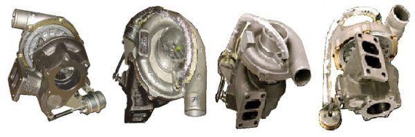 TURBO NISSAN M30 - M110 - M130 1