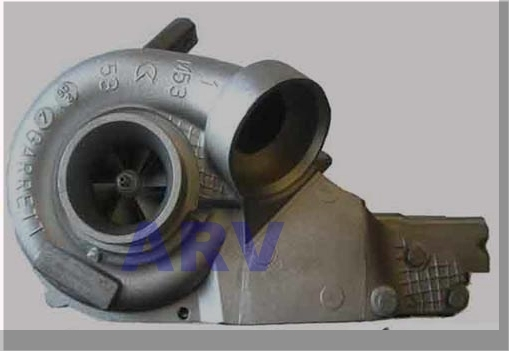 TURBO MERCEDES SPRINTER 2.9 DIESEL 122CV MOTOR OM602 1