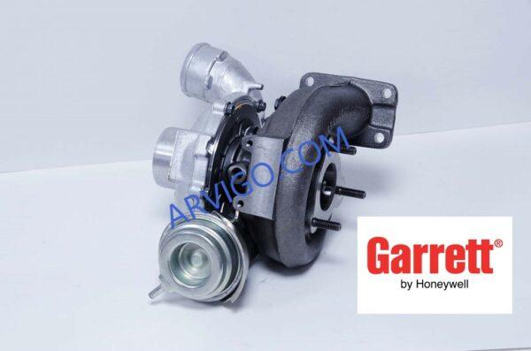 TURBO 454135,AUDI/VW/SKODA 2.5 TDI 150/180CV,NUEVO GARRETT 4
