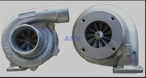 TURBO IVECO / FORD TRACTOR 1