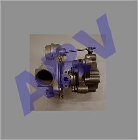 TURBO CITROEN C5 - C8 - XANTIA / PEUGEOT 406 2.0 HDI 1
