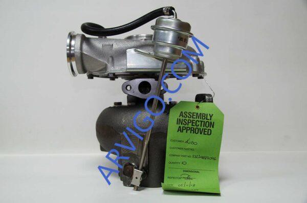 TURBO IVECO / FIAT MOTOR 836046491 2