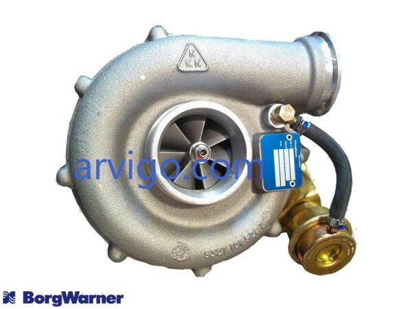 turbo iveco 836046490