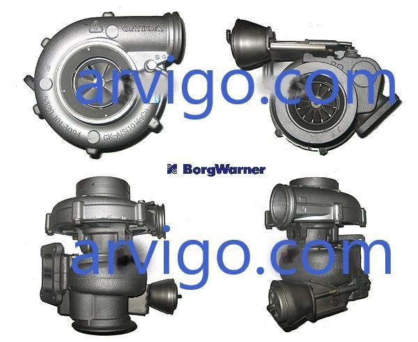 turbo volvo d9 53299886906