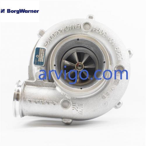 turbo volvo motor D9