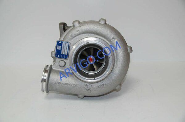 turbo liebherr motor d936