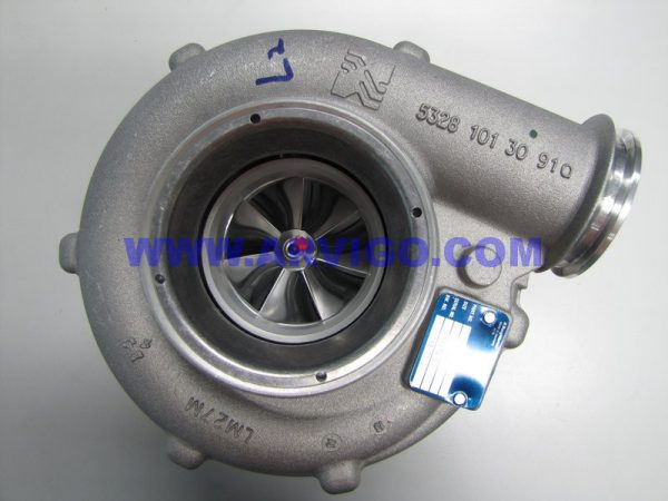 TURBO MAN MOTORES D2066LF REFERENCIA 51091007761 1