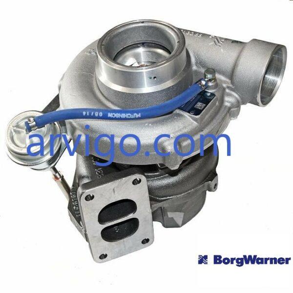 turbo mercedes actros om501lae4