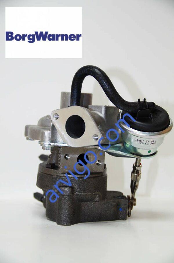 TURBO 54359880005 FIAT PUNTO 1.3JTD MOTOR SJTD 2