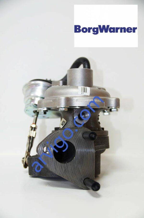 TURBO 54359880005 FIAT PUNTO 1.3JTD MOTOR SJTD 3