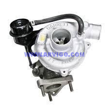 TURBO SSANGYONG MUSSO OM661 1