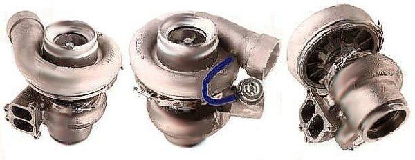 TURBO SCANIA 164 DC1605 - DC1606 1