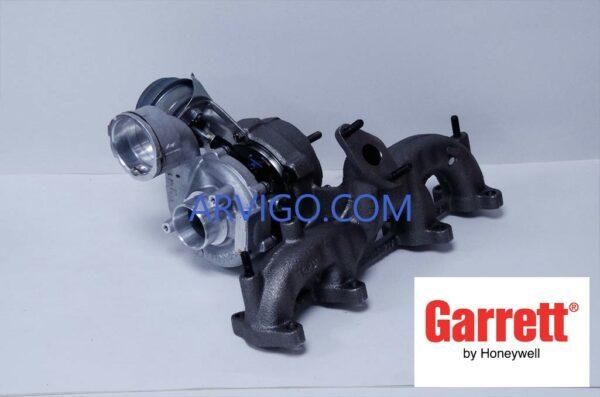 TURBO 721021,AUDI / VW 1.9 TDI 130 CV,NUEVO GARRETT 1