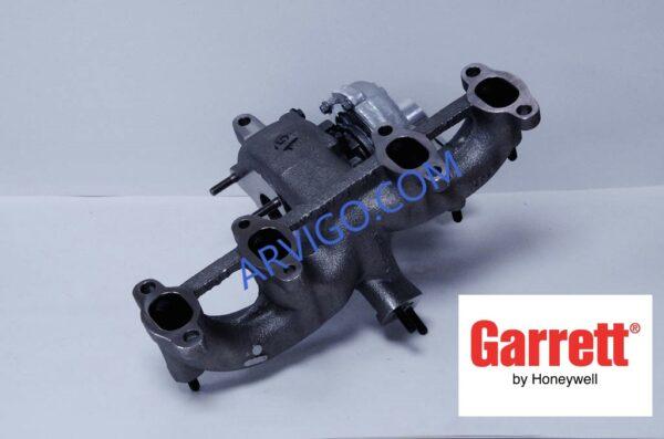 TURBO 721021,AUDI / VW 1.9 TDI 130 CV,NUEVO GARRETT 3