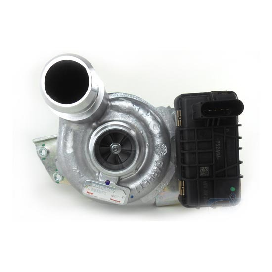 TURBO FORD TRANSIT CONNECT TDCI 1