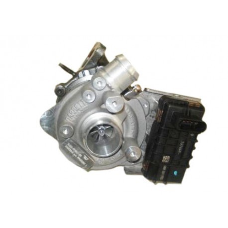 TURBO CITROEN C5 / C6 - PEUGEOT 407 1