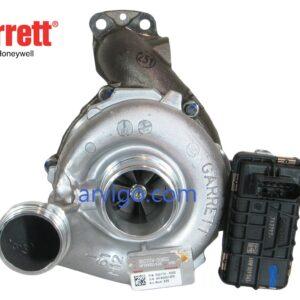 turbo mercedes ml350 w221
