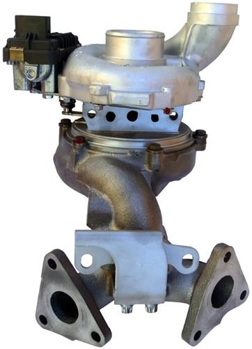 TURBO MERCEDES ML350 - GL350 - GLK350 1