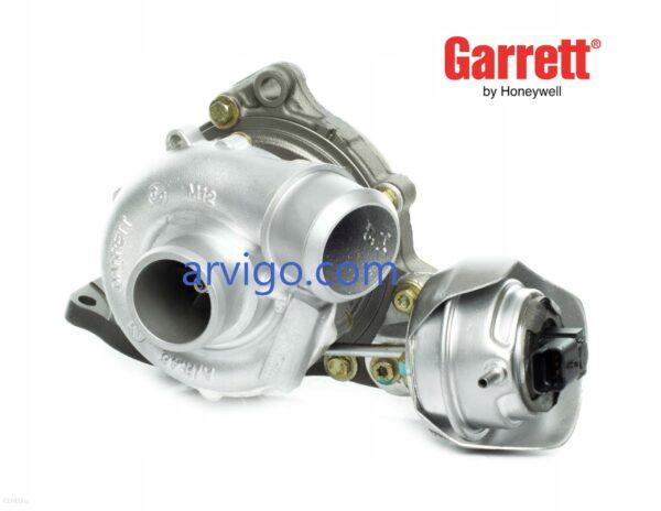 turbo ford mondeo dw10c