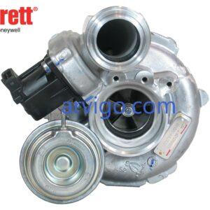 turbo bmw x5 n63b44a