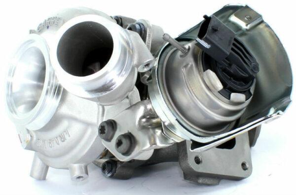 TURBO FIAT DUCATO III MOTOR 2.3 1