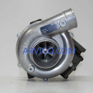 turbo yanmar 4LHADTE