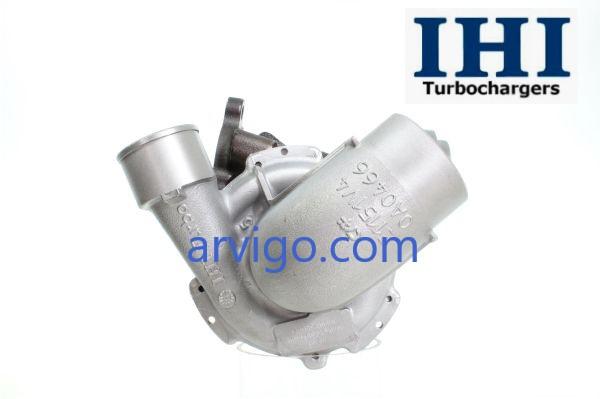 turbo toyota auris 1cdftv