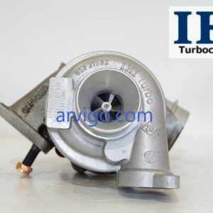 turbo citroen c3 8hy