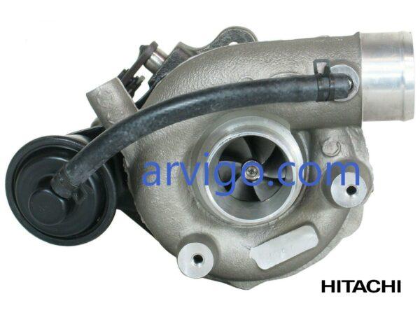 turbo kia sportage 2.0td