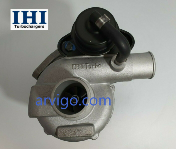 turbo toyota avensis 1cdftv