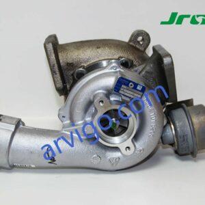 turbo vw transporter axd