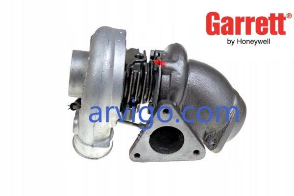turbo mercedes sprinter om602