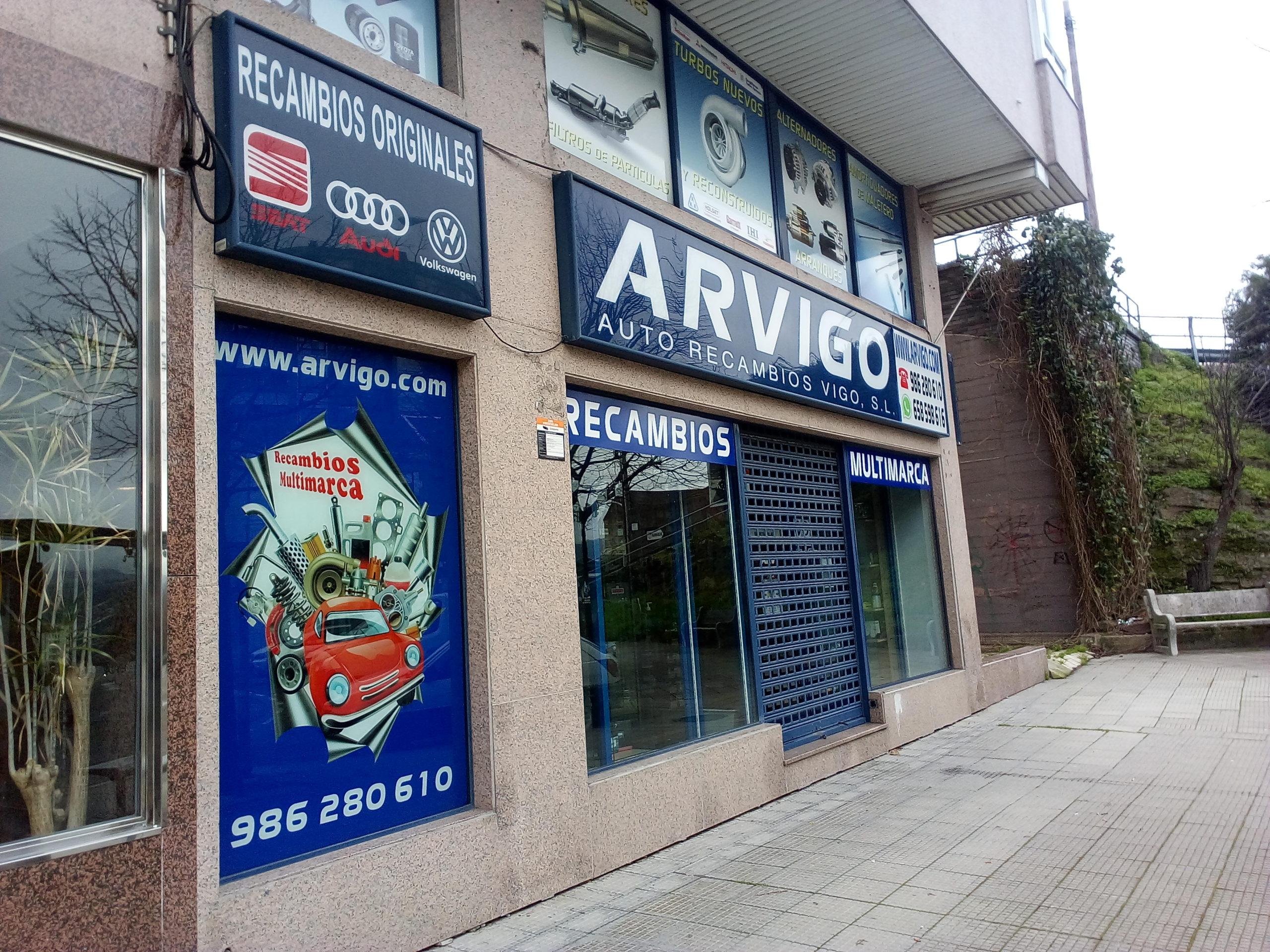 Recambios en Vigo