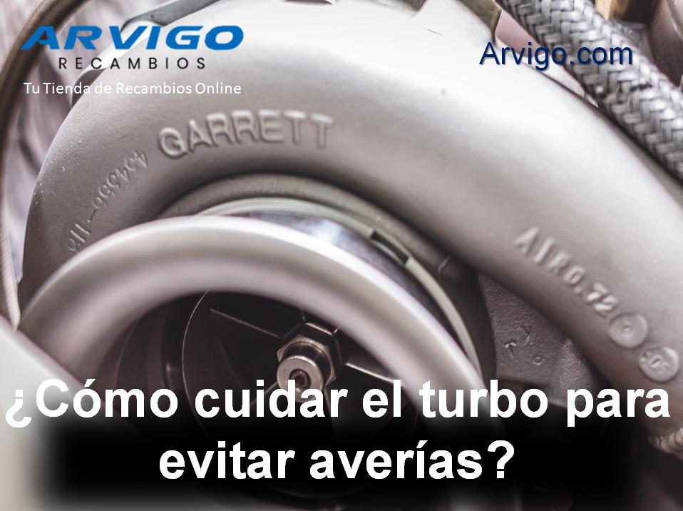 Cómo cuidar del turbo para evitar averías