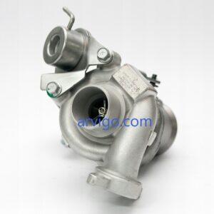 turbo opel astra 454092