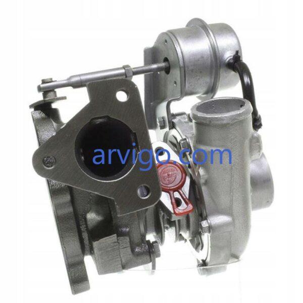 turbo opel astra 860031