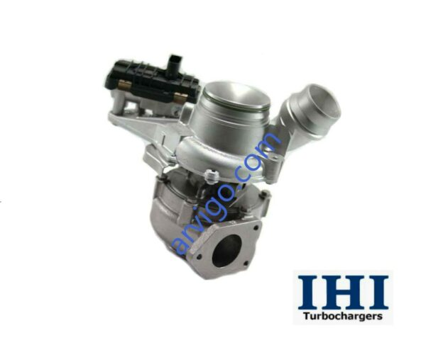 turbo mini cooper 11658512379